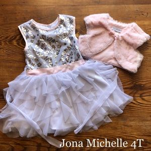 Other - Jona Michelle 4T dress